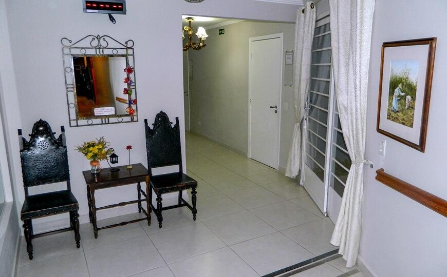 Gaia Residência para Idosos em Curitiba